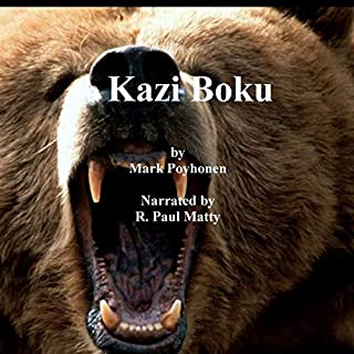 Kazi Boku audiobook cover art