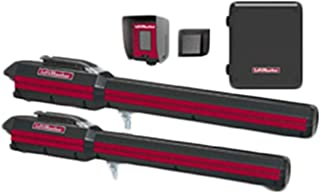 Liftmaster LA500PKGU 24VDC Residential/Light Commercial Dual Linear Actuator Kit, Battery Back Up, Receiver & Photocell In & Receive A Free Pliers 11 in 1 Multi-Tool with 11 Bits & Case