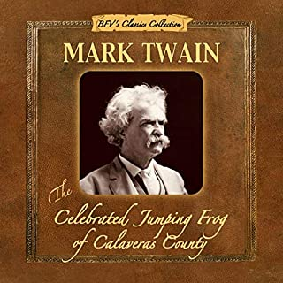 The Celebrated Jumping Frog of Calaveras County                   By:                                                                                                                                 Mark Twain                               Narrated by:                                                                                                                                 Michael Pearl                      Length: 17 mins     1 rating     Overall 5.0