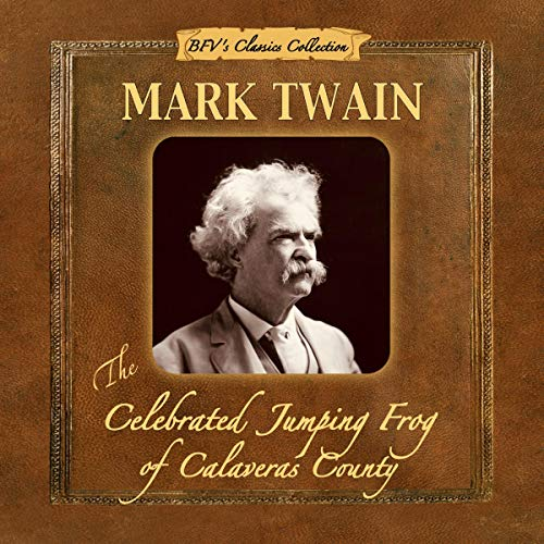 The Celebrated Jumping Frog of Calaveras County                   By:                                                                                                                                 Mark Twain                               Narrated by:                                                                                                                                 Michael Pearl                      Length: 18 mins     Not rated yet     Overall 0.0
