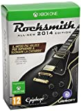 Ubisoft Rocksmith 2014, Xbox One - Juego (Xbox One, Xbox One, Música, T (Teen))