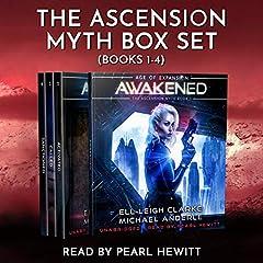 The Ascension Myth Boxed Set: Books 1-4
