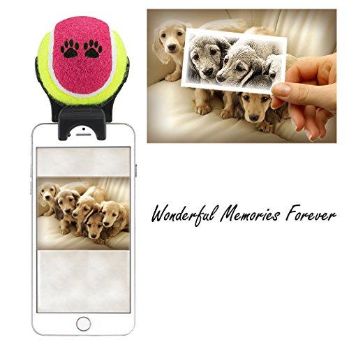 Smartphone ejecutáis Selfie para Pet - Pet Selfie Stick - nébeda juguetes...