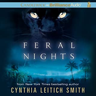 Feral Nights audiobook cover art
