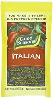 Good Seasons Italian Dressing Mix Large Restaurant Pack, 3 Count, 22.8 Ounce