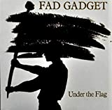 Songtexte von Fad Gadget - Under the Flag