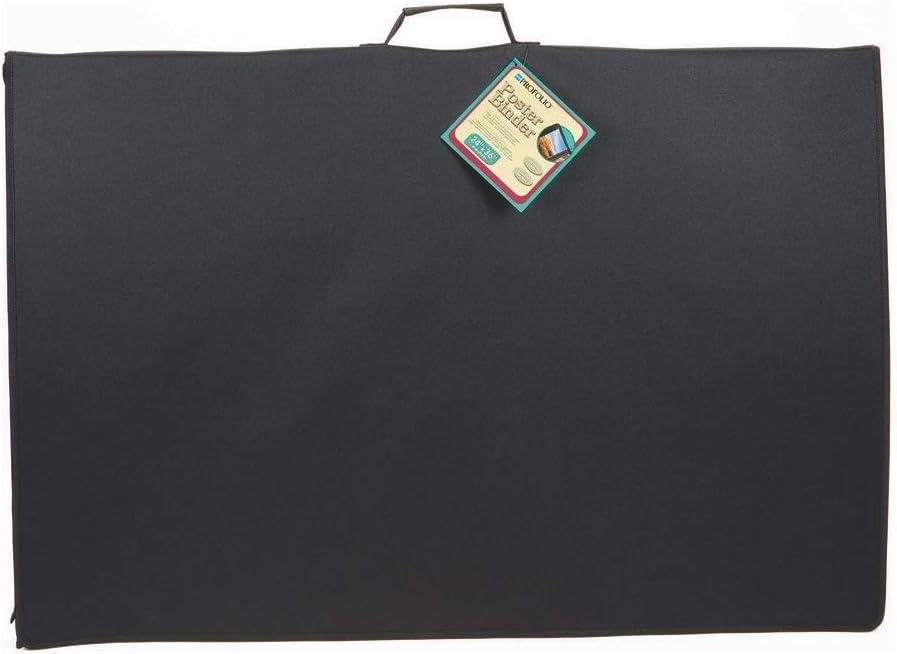 Itoya High quality new ProFolio Poster Binder Black 24 36 PB-24-36WD inches x Ranking TOP8