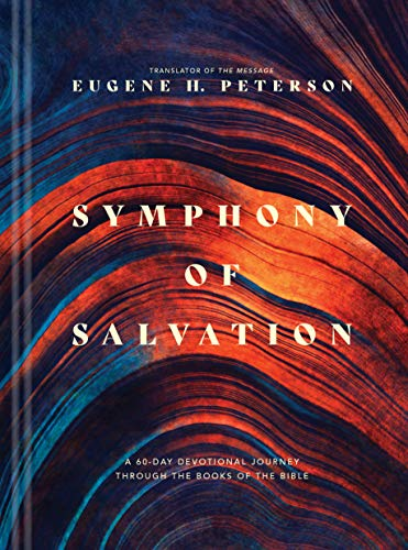 Symphony of Salvation (Hardcover): A 60-Day Devotional Journey through the Books of the Bible
