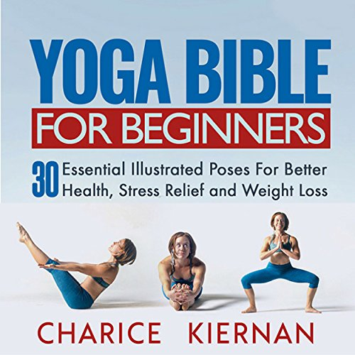 The Yoga Bible for Beginners audiobook cover art