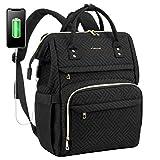 LOVEVOOK Laptop Backpack Womens Computer Bag Nurse...