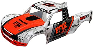 Traxxas 8513 Painted Fox Edition Desert Racer Body, White