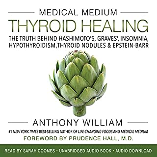 Medical Medium Thyroid Healing audiobook cover art