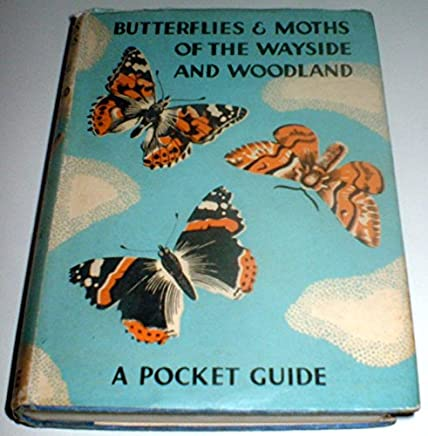 Butterflies and Moths of the British Wayside and Woodland