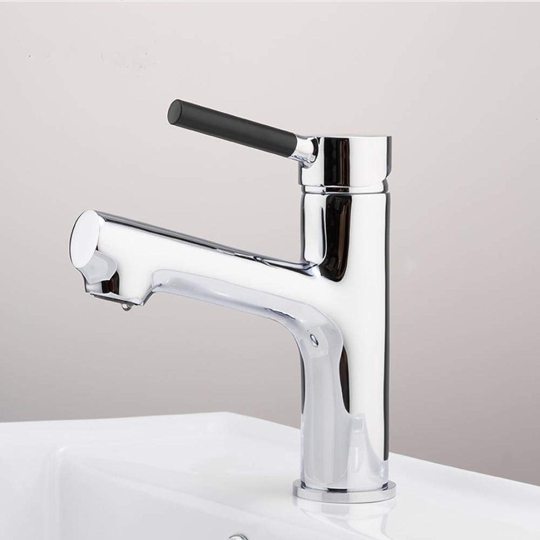Waschtischarmaturen Deck montiert warmes und kaltes Wasser Mischbatterien Home Küche Bad Waschbecken Waschbecken Wasserhahn Einhand-Waschbecken