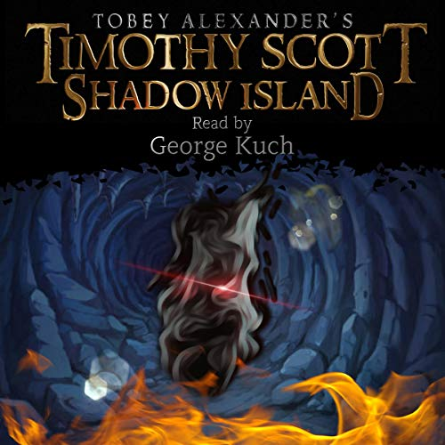 Timothy Scott: Shadow Island cover art