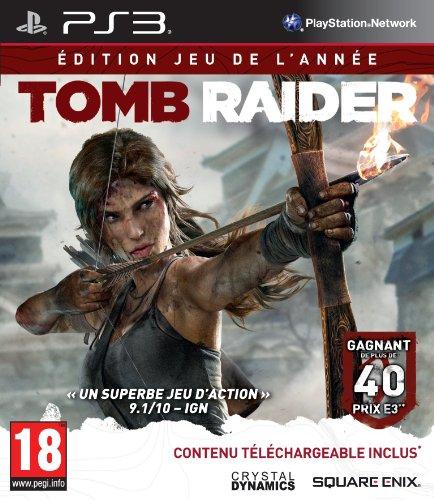 Tomb Raider - édition jeu de l'année