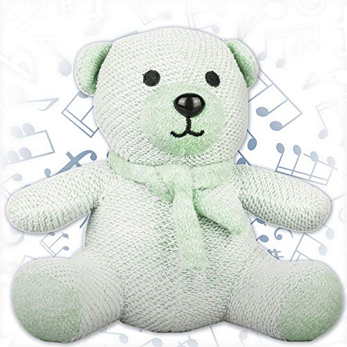 Im Mellow Mac! Bluetooth Speaker & Sound Machine Designed to Soothe Your Baby at Home & On-The-Go! Choose me! Im Soft & Cuddly, not Cold & Plastic. I Play Any Music & Im The Perfect Shower Gift!