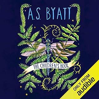The Children's Book cover art