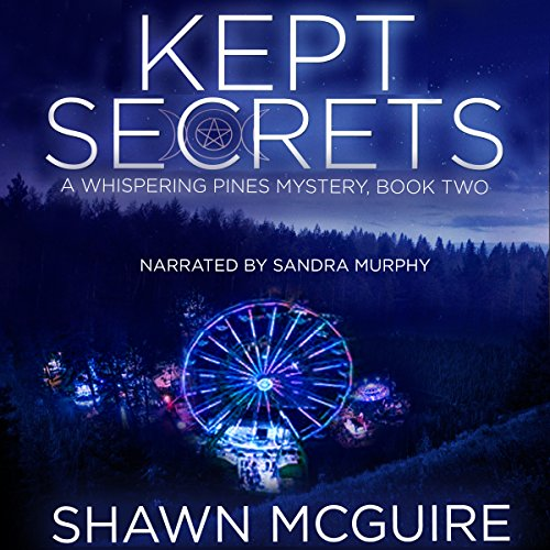 Kept Secrets audiobook cover art