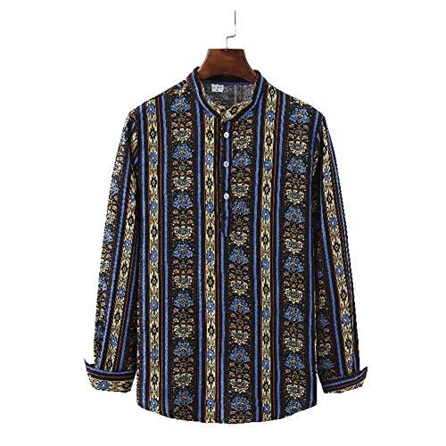 DVDF sweatshirt voor heren, modieus, kleur, lange mouwen, bloemetjes, licht, vakantie, Ruffle