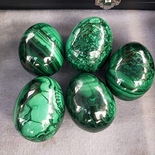 Best Buy! Natural Crystal Egg Yoni Eggs Rose Quartz Lapis Lazuli Cat's Eye Moonstone Meditation Eggs...