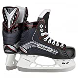 Bauer Youth Vapor X300 Skate, Black/Silver, R 08.0