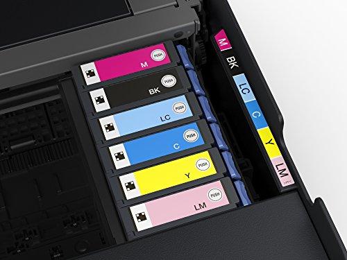 Epson Expression Photo XP-8500 - Impresora fotográfica, color negro, Ya disponible en Amazon Dash Replenishment