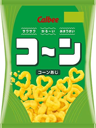 カルビー コ~ン コーンあじ 50g ×12袋