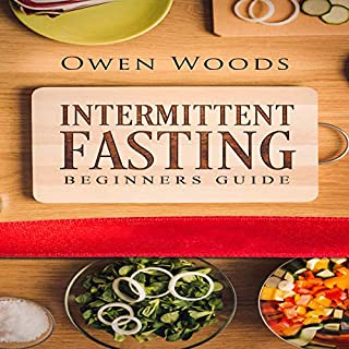 Intermittent Fasting Beginners Guide cover art