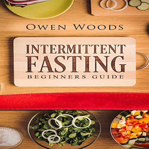 Intermittent Fasting Beginners Guide audiobook cover art