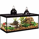 Tetra Aquatic Turtle Deluxe Kit 20 Gallons,...