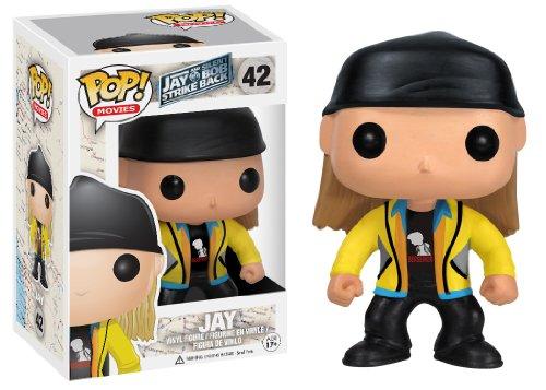 Unbekannt Jay und Silent Bob Schlagen zurück Vinyl Pop Figur: Jay