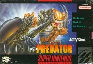 Alien vs. Predator - Nintendo Super NES