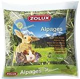 Zolux Foin Alpages Premium Sac de 1,5 kg pour rongeurs