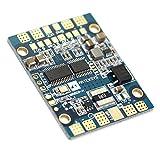 GoGoRc Matek HUBOSD eco H Power distributon Board HUB OSD PDB Current Sensor BEC 5V12V