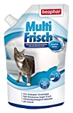 Beaphar Fresco Brisa Fresca, neutralizador de olores para la Arena del Gato, prolonga la Durabilidad de la Arena para Gatos, Aroma a Brisa Fresca, 400 g
