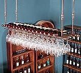 Soportes para copas Sostenedor del vidrio de vino Sostenedor del cubilete...