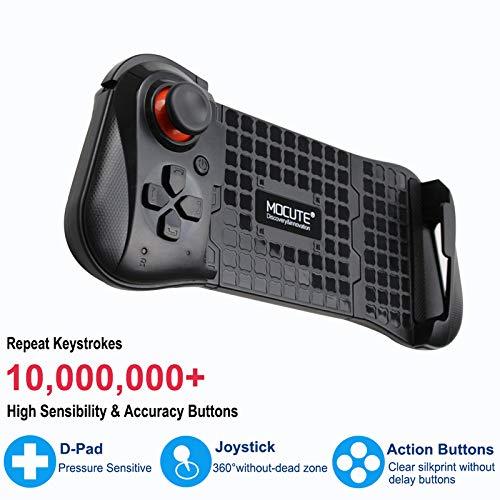 STHfficial draadloze afstandsbediening voor iPhone PUBG Control voor iOS Android Smartphone VR gamepad Joystick