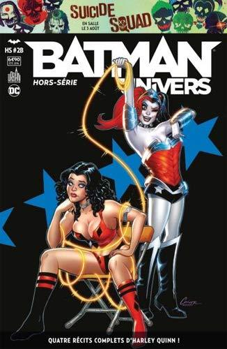 Batman Univers HS 02 1/2
