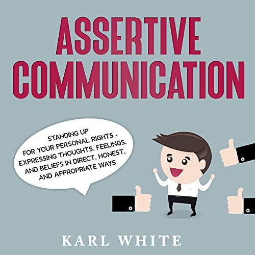 Assertive Communication cover art