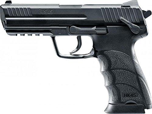 Airsoft HK45 Co2 Calibre 6mm. 2 Julios de potencia - Umarex 2.5978