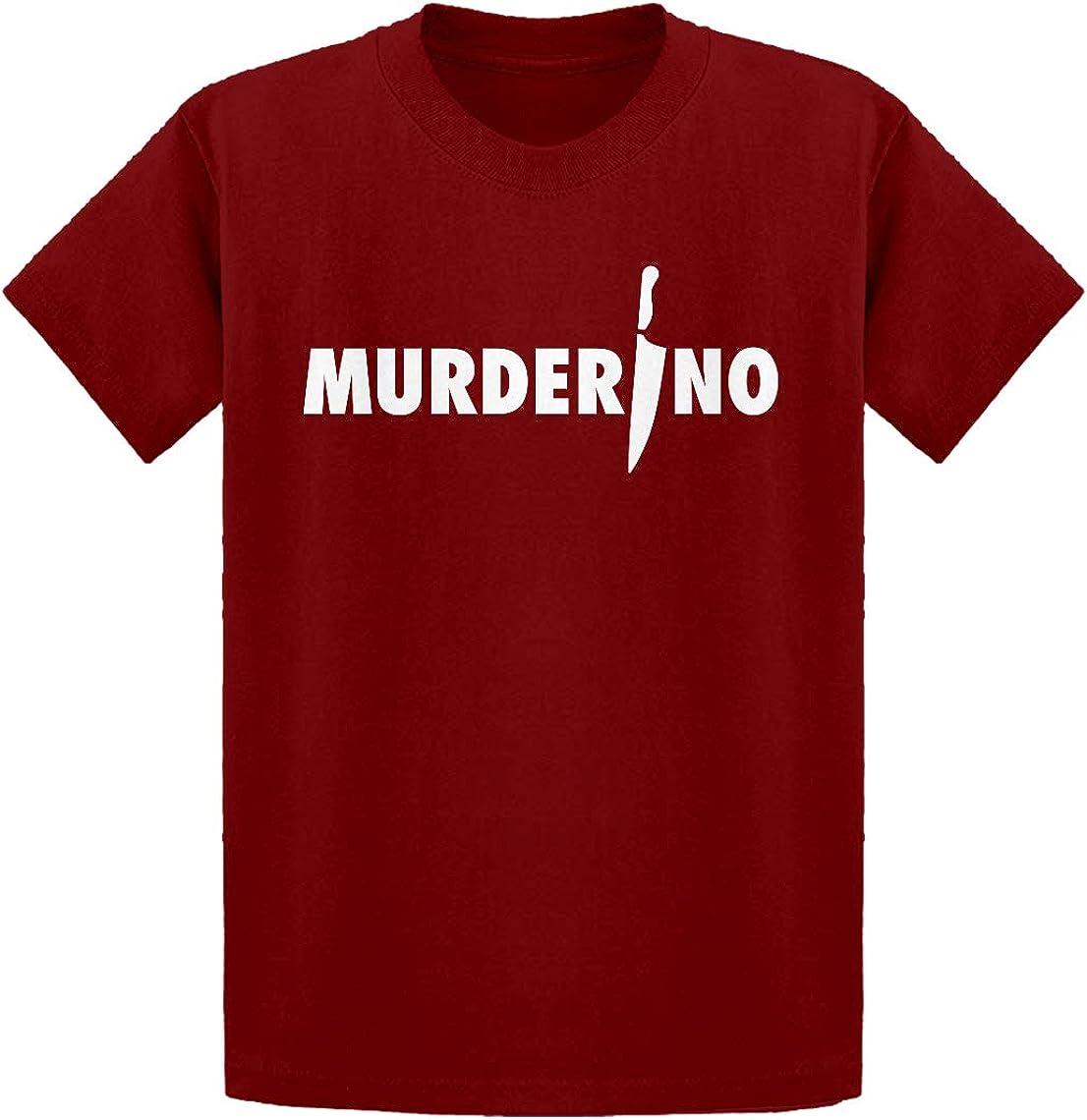 Indica Plateau Murderino Kids T-Shirt