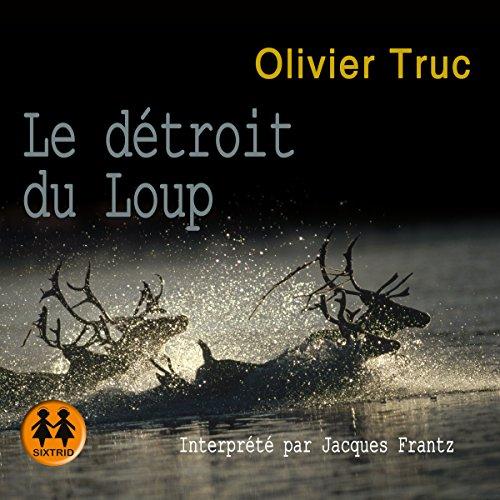 Le détroit du loup audiobook cover art