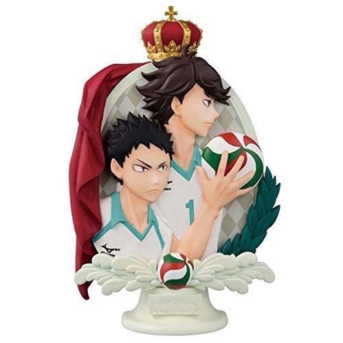 Konfrontation der meisten Lotterie Haiky? !! Schicksal! Karasuno VS Aoba Josai Ein Preis Figuren Aoba Relief