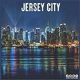 Jersey City 2021 Wall Calendar: Official New Jersey Calendar 2021, 18 Months