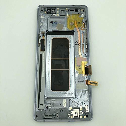 Reemplazo de la pantalla del teléfono Reemplazo de la pantalla LCD roto ajuste fit For el teléfono Galaxy Note 8 práctica teléfono móvil cómo hacer la reparación de las pantallas LCD de cristal y marc