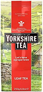 Taylors of Harrogate Yorkshire Red Loose Leaf, 8.8 Ounce