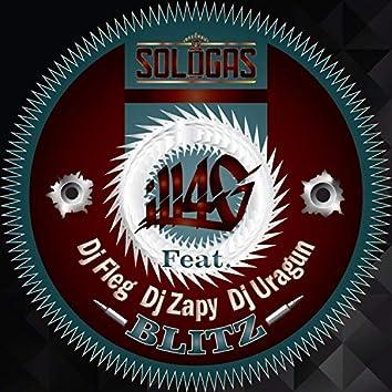 Blitz (feat. Dj Fleg, Dj Zapy & Dj Uragun)