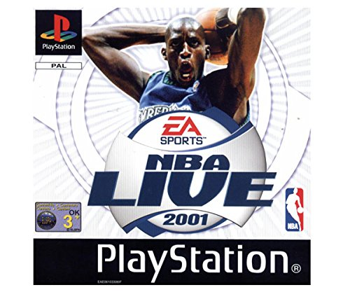 Electronic Arts - Psx NBA Live 2001