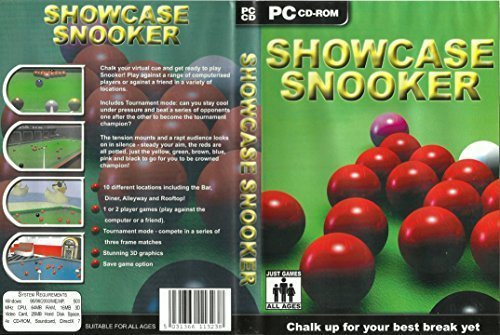Showcase Snooker CD Pc-Cd Rom by N/A (0100-01-01)